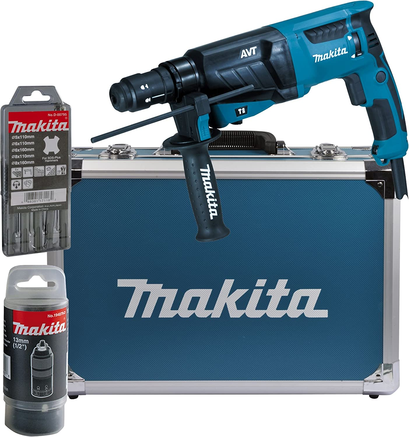 perforateur burineur Makita HR26311FT13J