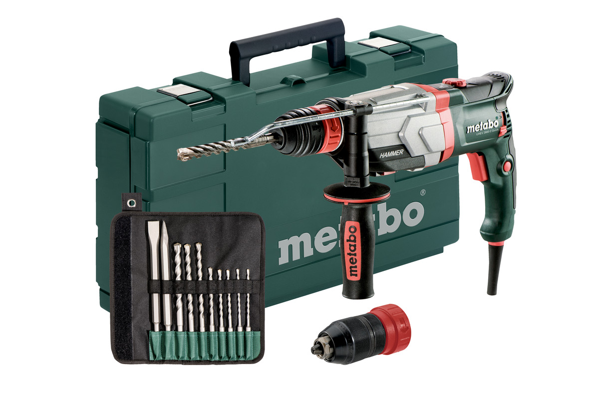 marteau perforateur Metabo UHEV 2860-2