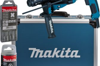 Avis marteau perforateur burineur Makita HR26311FT13J