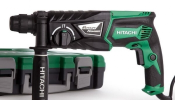 Le perforateur burineur Hitachi DH26PC
